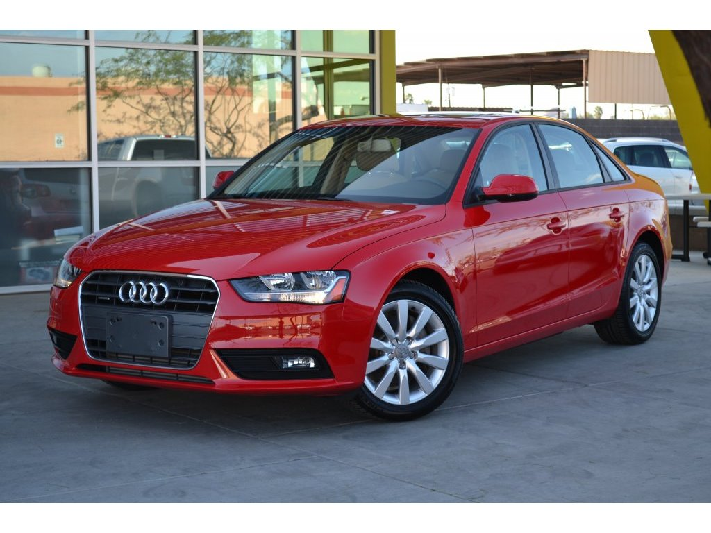 2014 audi a4 for sale in phoenix az cargurus. Black Bedroom Furniture Sets. Home Design Ideas