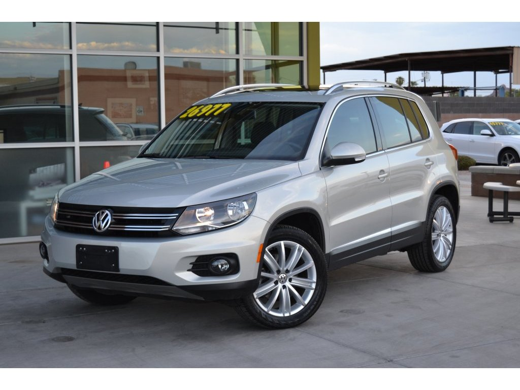 2015 volkswagen tiguan for sale in phoenix az cargurus. Black Bedroom Furniture Sets. Home Design Ideas