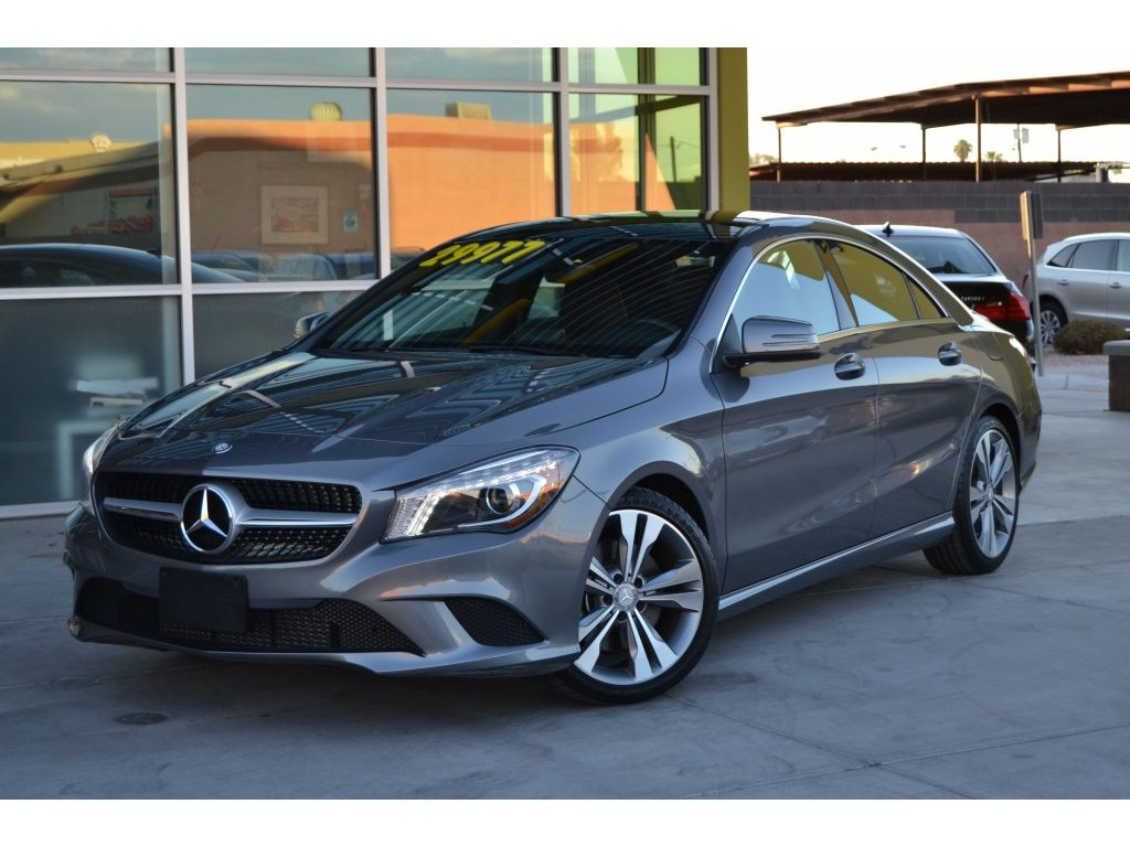 Used mercedes benz cla class for sale phoenix az cargurus for Used mercedes benz cla class