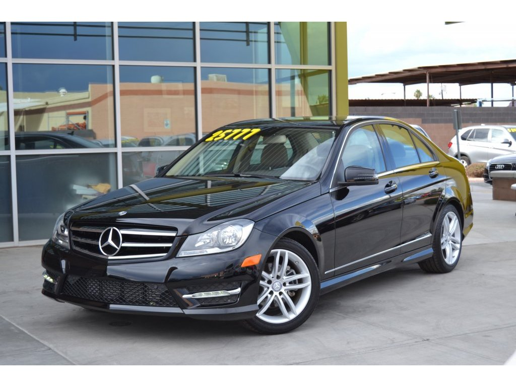 2014 mercedes benz c class c250 luxury for sale in phoenix for Used mercedes benz c250 for sale