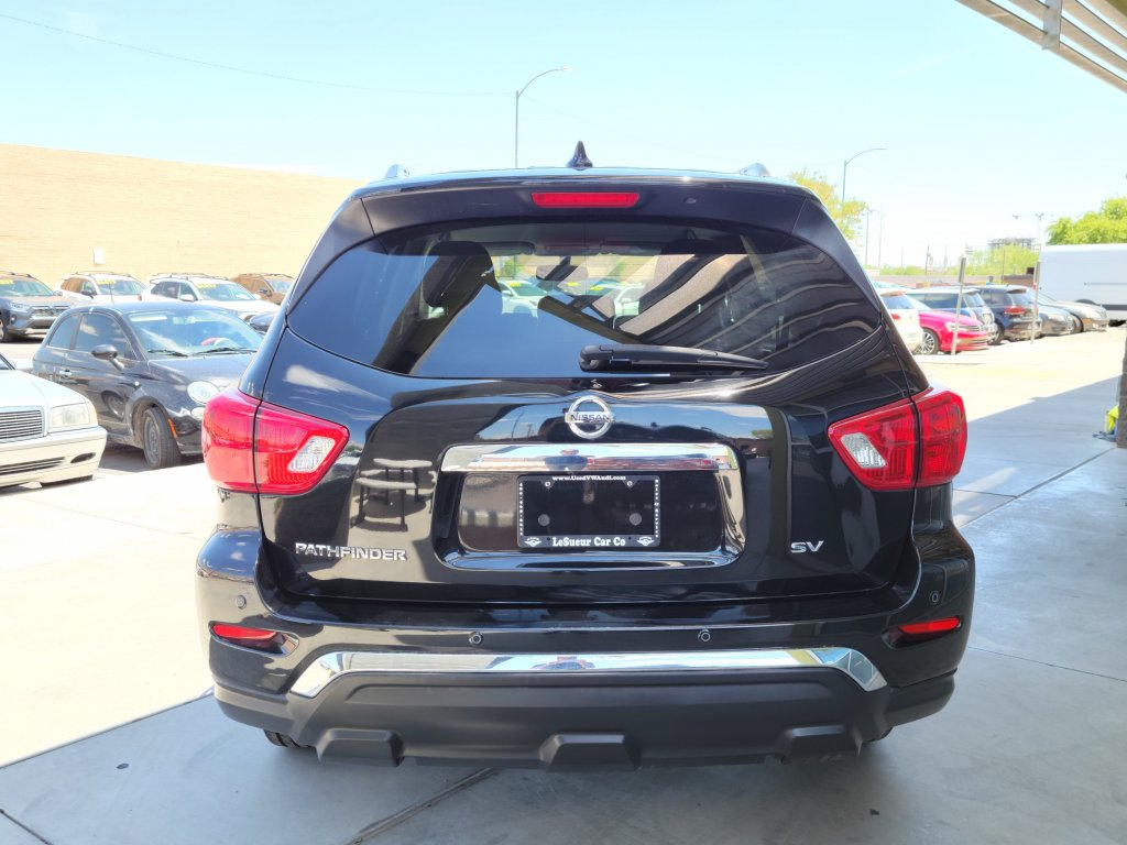 2019 nissan pathfinder for sale in tempe
