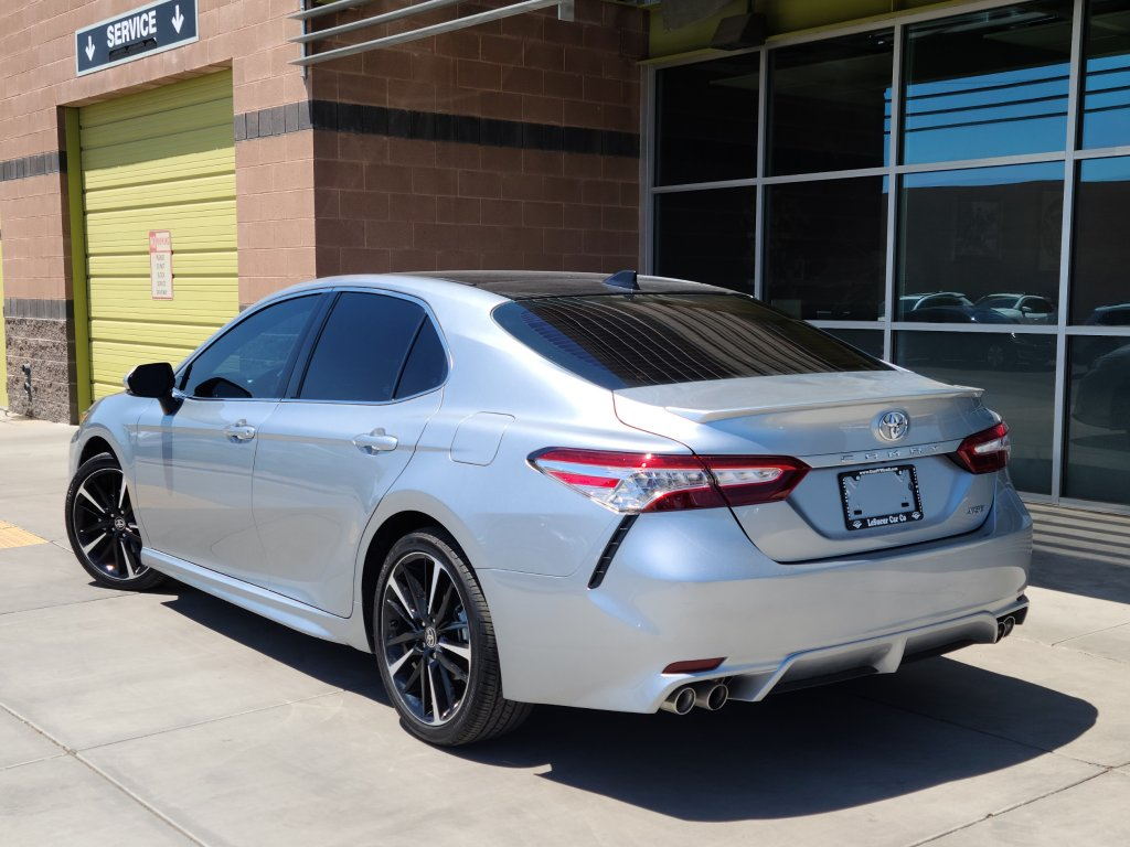 2020 toyota camry for sale in tempe