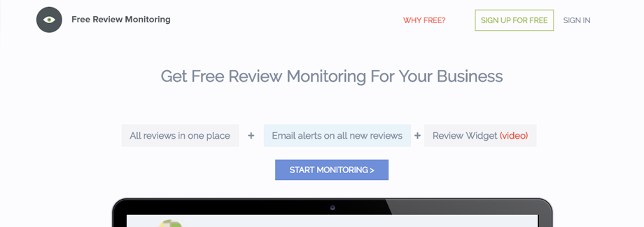 Free Review Monitoring