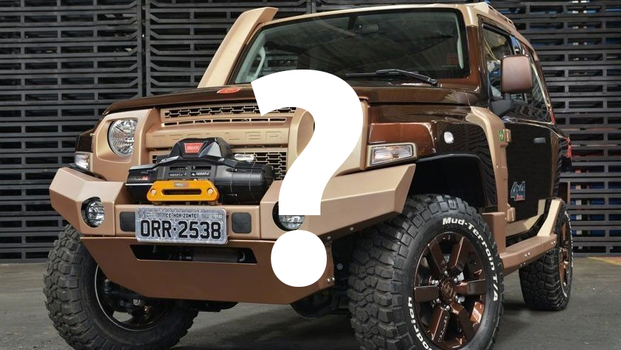 All New Ford Bronco Update and Details