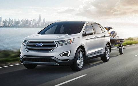 the 2018 ford edge: one awesome cuv