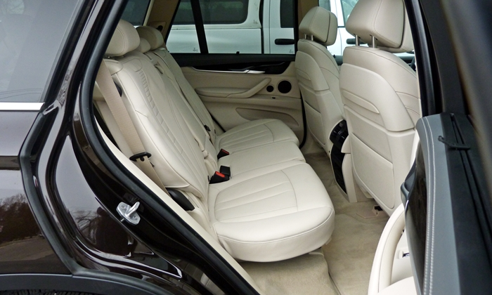2015 Bmw X5 With Rear Comfort Seats Houston Texas