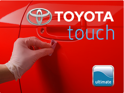 Toyota touch