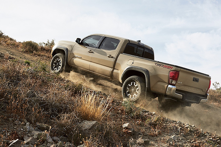 new toyota tacoma 2016 toyota tacoma reviews specs pricing. Black Bedroom Furniture Sets. Home Design Ideas