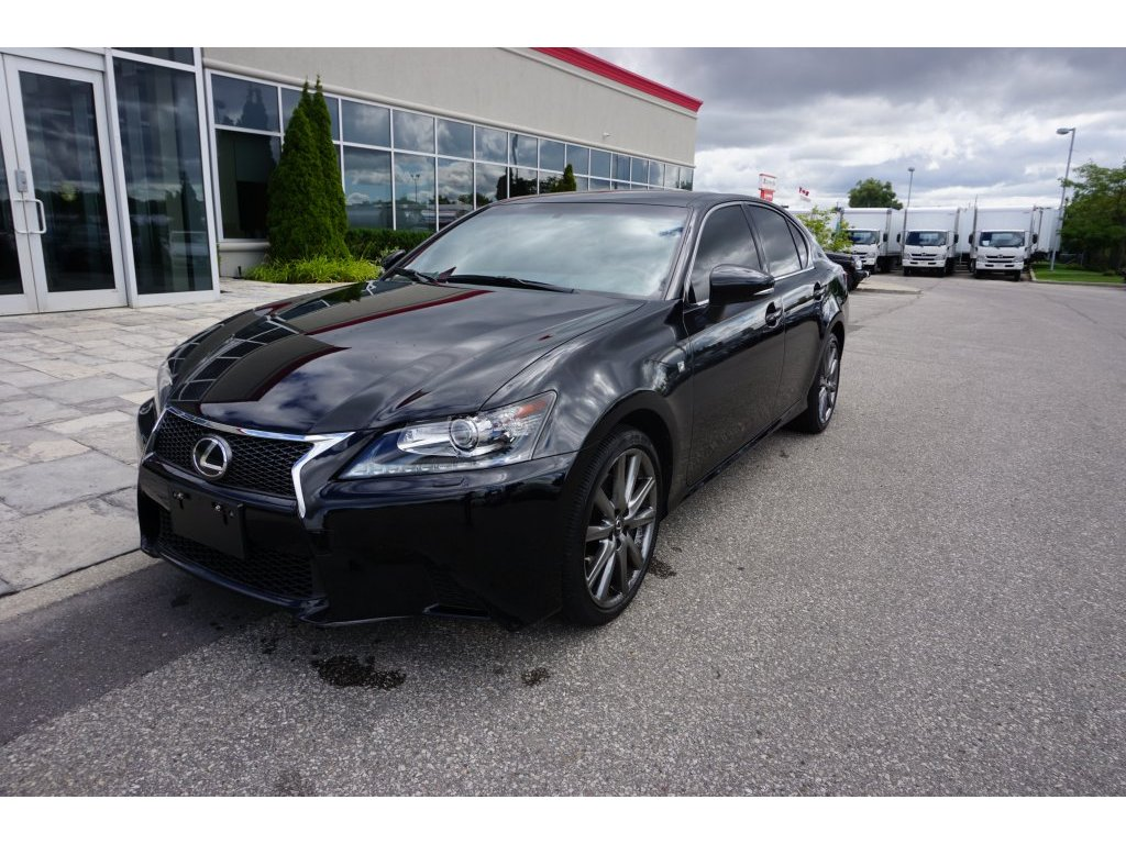 2014 lexus gs 350 for sale in north york on serving toronto used lexus sales m9m 2l4. Black Bedroom Furniture Sets. Home Design Ideas