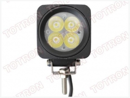 "2"" 10W Square LED Driving/Utility Light"