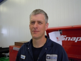 David Forsyth - Master Technician / Shop Foreman